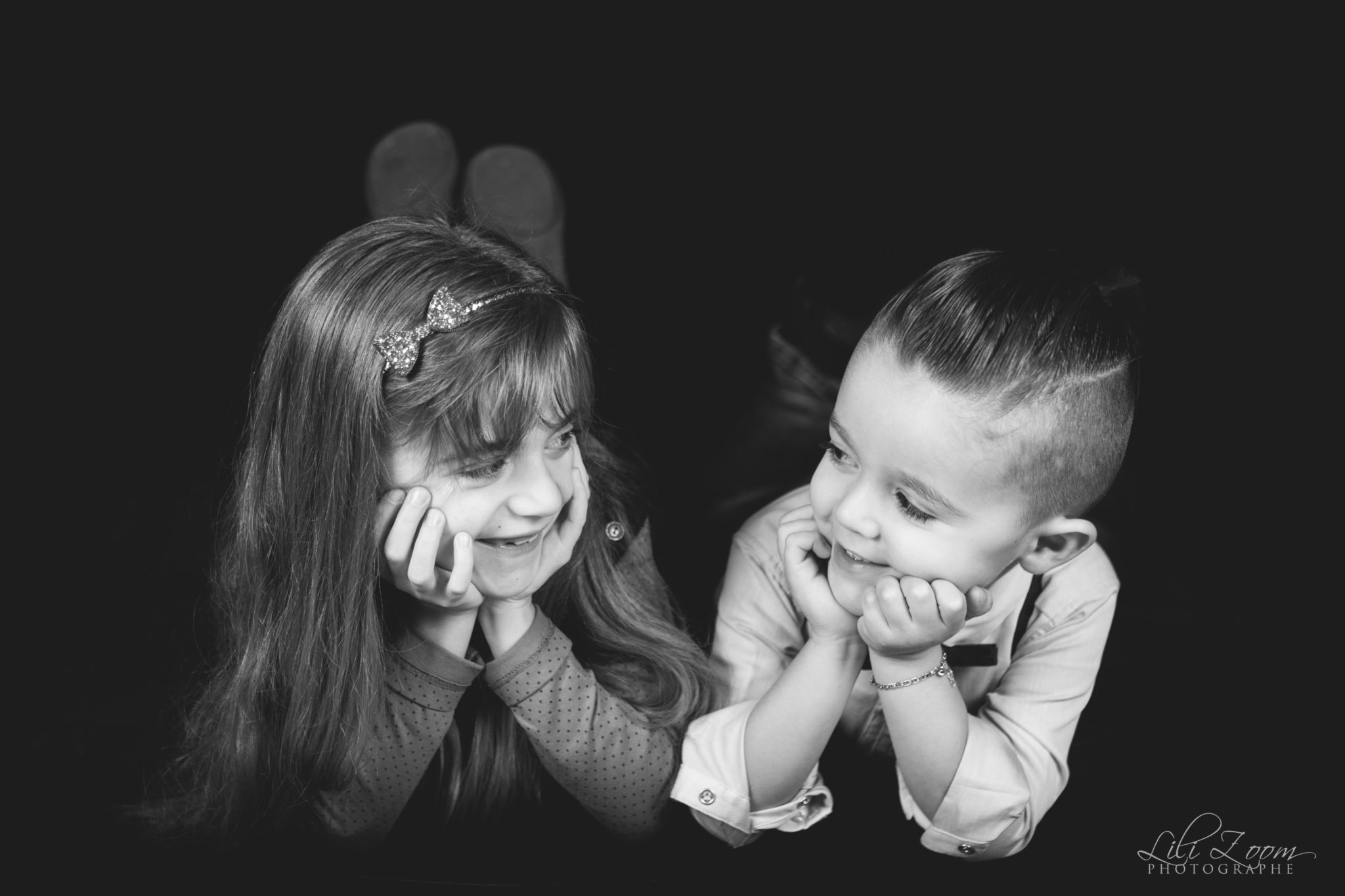photo frère et soeur Caen Normandie
