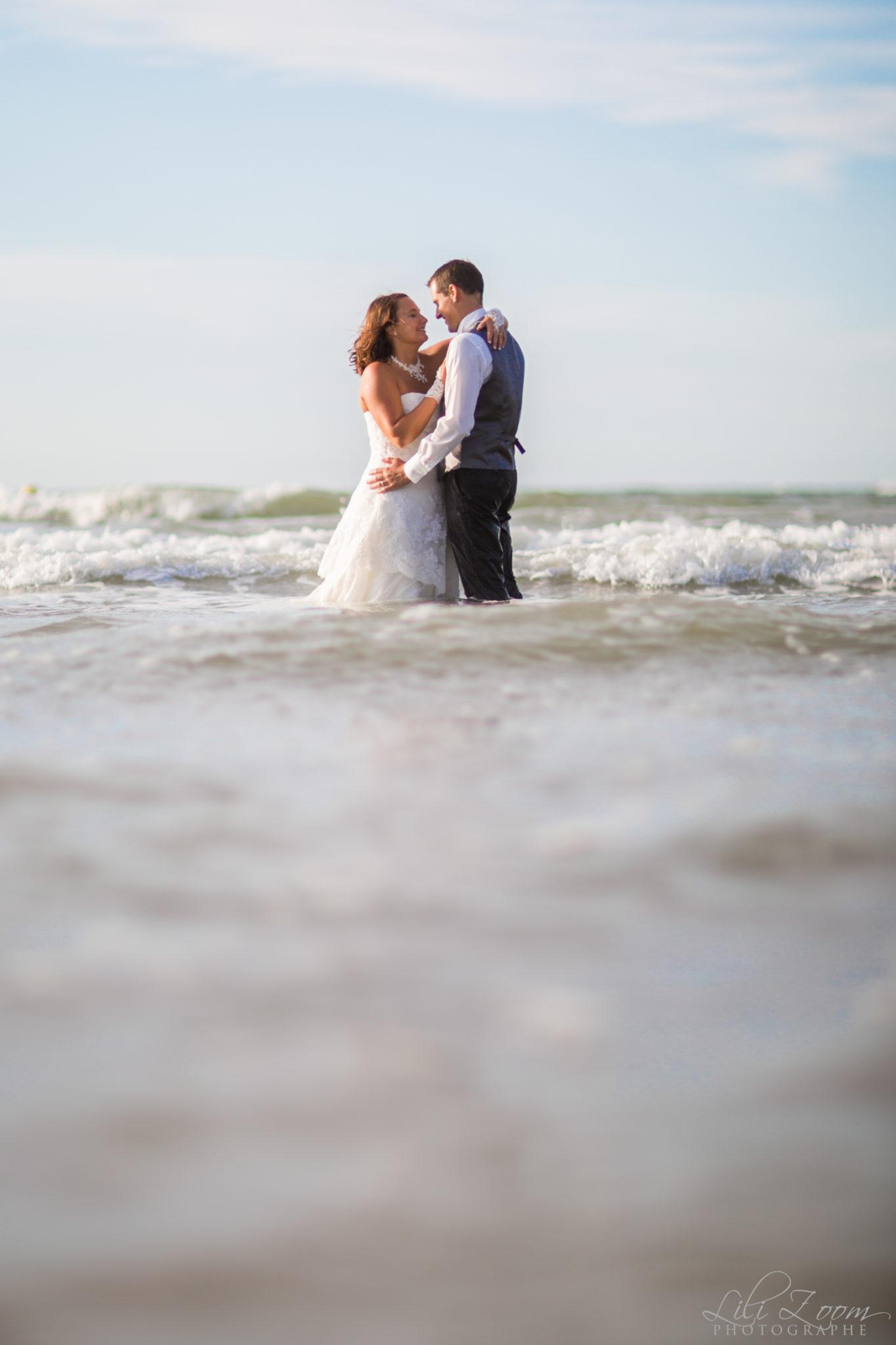 photo mariage day after Caen Normandie