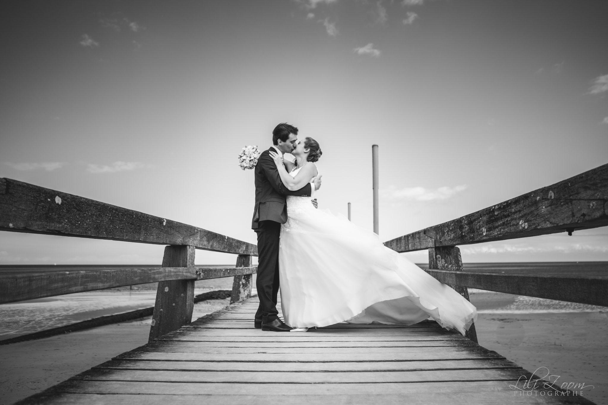 photo mariage original Caen Normandie